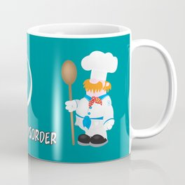 OCD Obsessive cooking disorder Coffee Mug