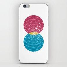 Stars Collide  iPhone & iPod Skin