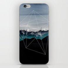 Mountains II iPhone & iPod Skin