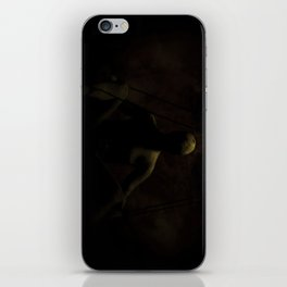 I've Been Waiting For You iPhone Skin