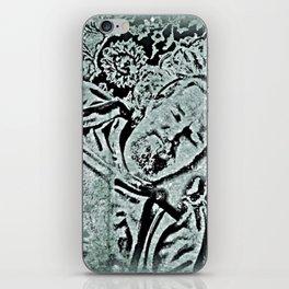 A Dude Lebowski Man iPhone Skin