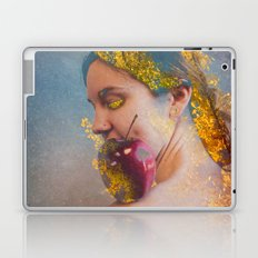 She Was the Apple of His Eye Laptop & iPad Skin
