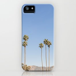 On California Time iPhone Case