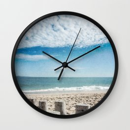 Mellow Day Wall Clock