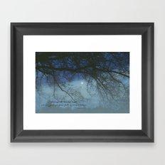 Moonshine Framed Art Print