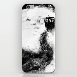 All of Space and Time iPhone Skin