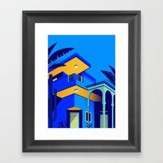 Jardin Majorelle Framed Art Print
