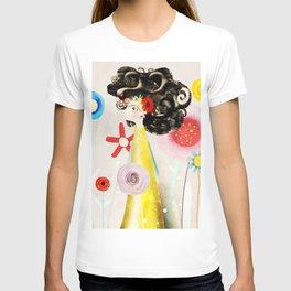 Let´s think left side brain sometimes T-shirt