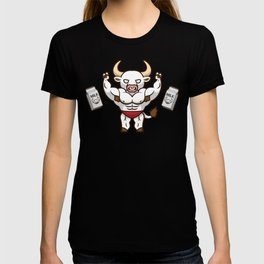 Bruno the Buff Bull T-shirt