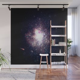 Eye of the Universe Wall Mural