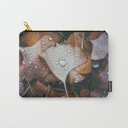 November Rain Carry-All Pouch