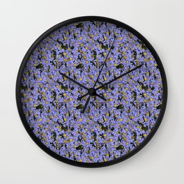 a daisy a day Wall Clock