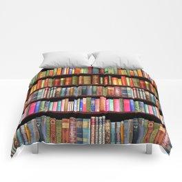 Vintage books ft Jane Austen & more Comforters