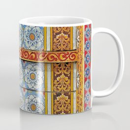 Temple Celling Coffee Mug