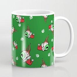 He Sees You When You're Sleeping Coffee Mug