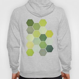 Shades of Green Hoody
