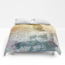 Ixchel, diosa maya  Comforters