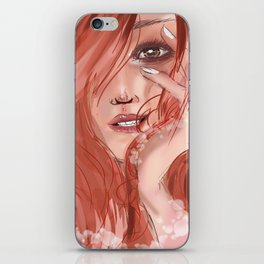 'FIRE' iPhone Skin