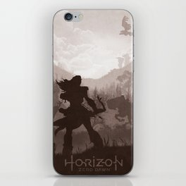 Horizon Zero Dawn iPhone Skin