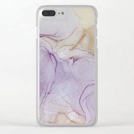 Awake Clear iPhone Case
