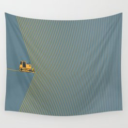Marvin Heemeyer Wall Tapestry