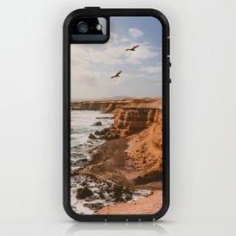 Chilean Coast iPhone Case
