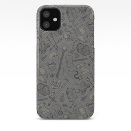 Inventory in Grey iPhone Case