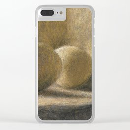 Catching the sunlight Clear iPhone Case