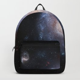 Spiral Galaxy Backpack