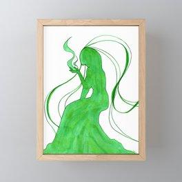 Keeshgonedo Kwe Framed Mini Art Print