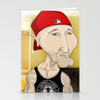 fitness Stationery Cards featuring Campbell Fitness Intro by Juan Perednik