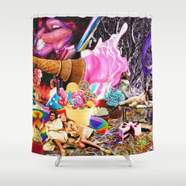 Hansel & Gretel Shower Curtain