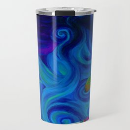 Drowning in Larger Thoughts Travel Mug