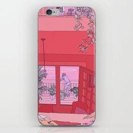 Voyeur #4 iPhone Skin