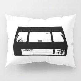 VHS Vintage Pillow Sham