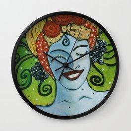 Chiquita Cantaloupa Wall Clock
