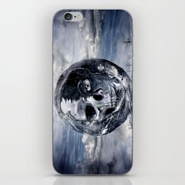Save our World 9 iPhone Skin