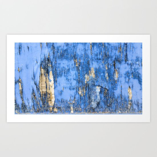 Worn = Wonderful Art Print