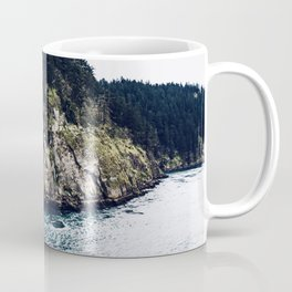 Around the Bend - Banks in Victoria, BC Coffee Mug