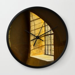 Castle Light Wall Clock