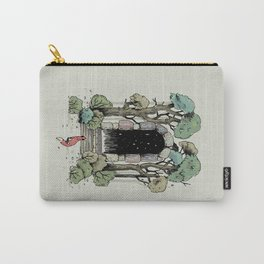 Forest Gate Carry-All Pouch