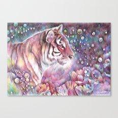 Wild.  Canvas Print