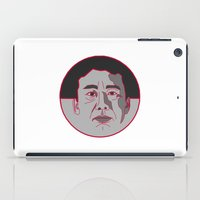 murakami iPad Cases featuring Hinomaru-circle of Murakami by Leon Deni14