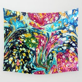 Spotted & Marbled Wall Tapestry