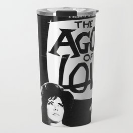 The Agony Of Love Travel Mug