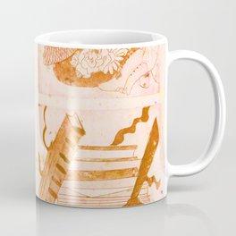 Anne of Green Gables Orange Coffee Mug