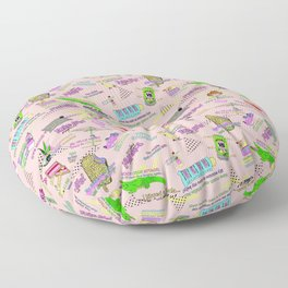 Take Life Mag! Floor Pillow
