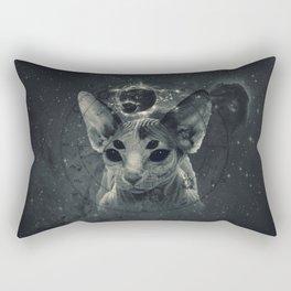 CosmicSphynx Rectangular Pillow