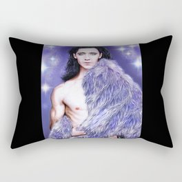 Loki - A Study In Seduction IX Rectangular Pillow