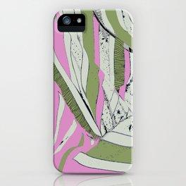 Seventies Vibe iPhone Case